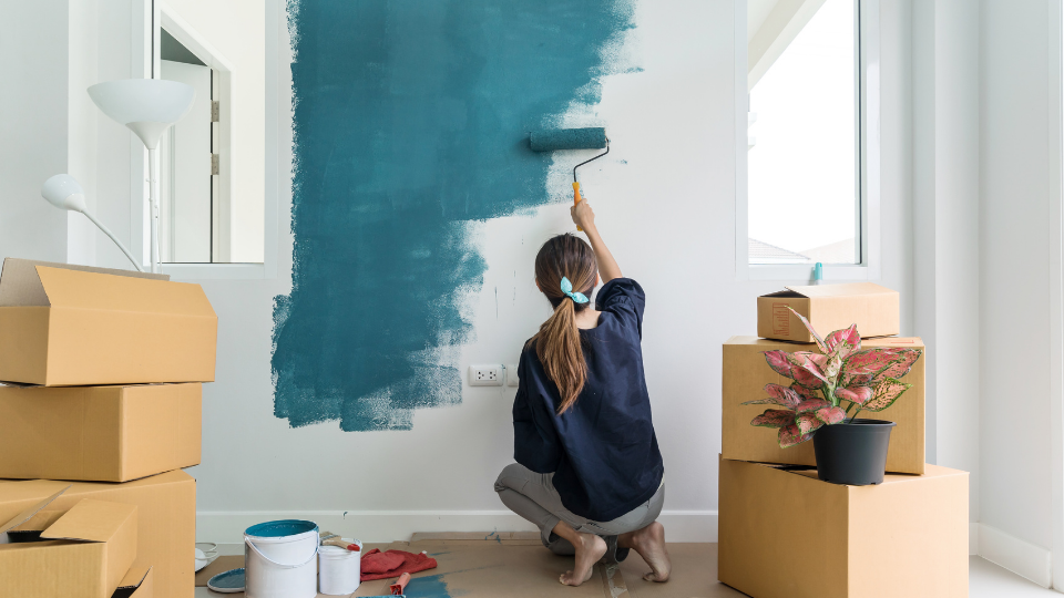 2021 Paint Colour Trends