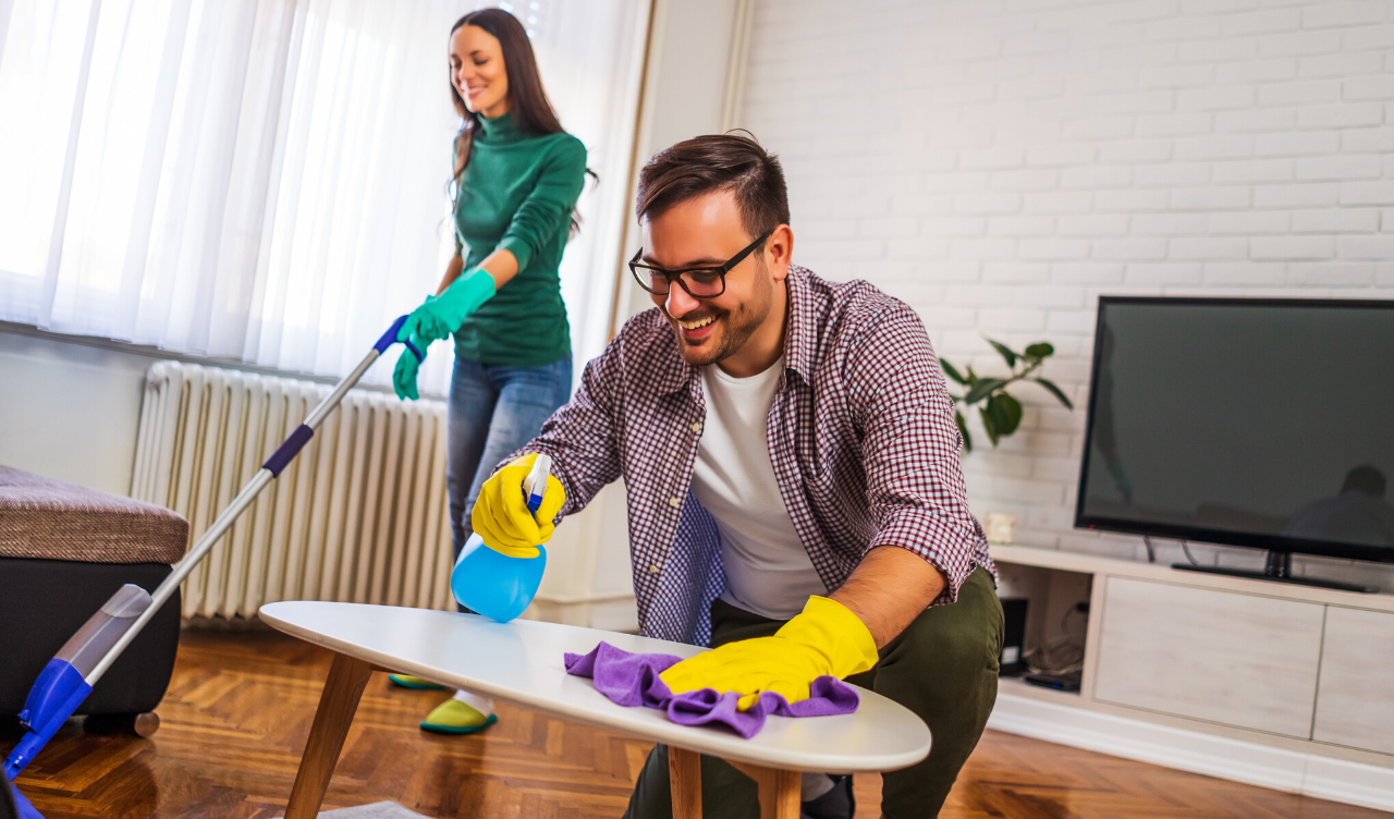 What You Need To Clean When You Move Into A New House