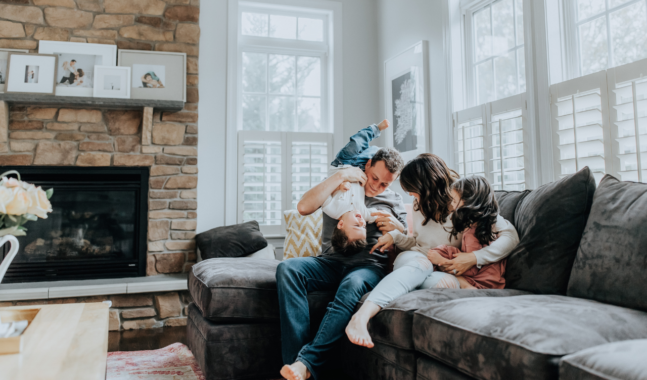 How To Make A Home Fit For A Family