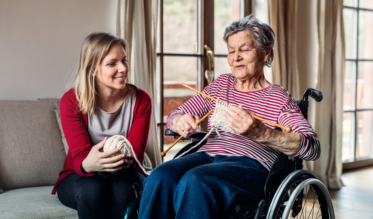 5 Tips To Help Transition Seniors to A Nursing Home