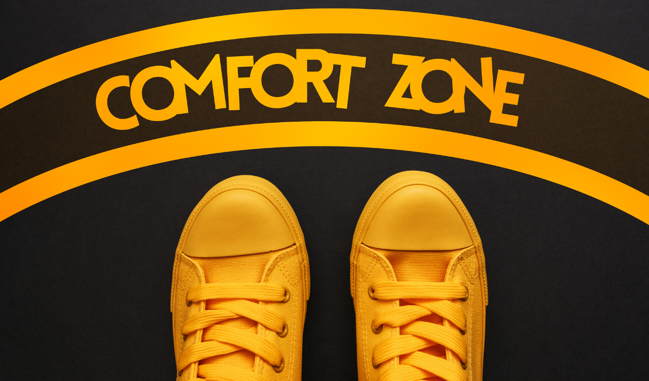 Killing Your Comfort Zone