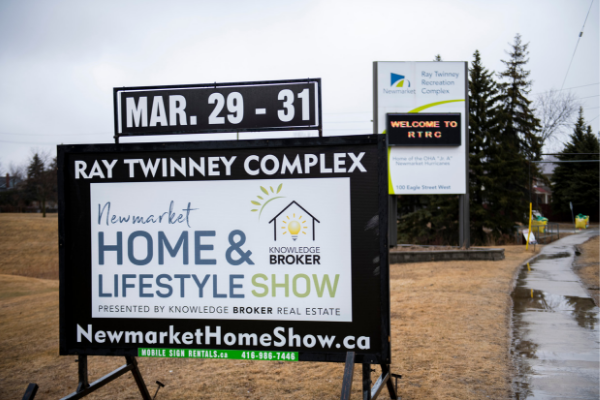 2019 Newmarket Home & Lifestyle Show