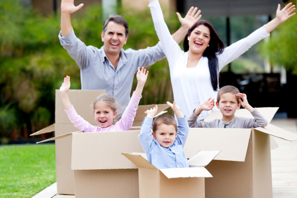 3 Ways To Help The Kids Cope With Moving