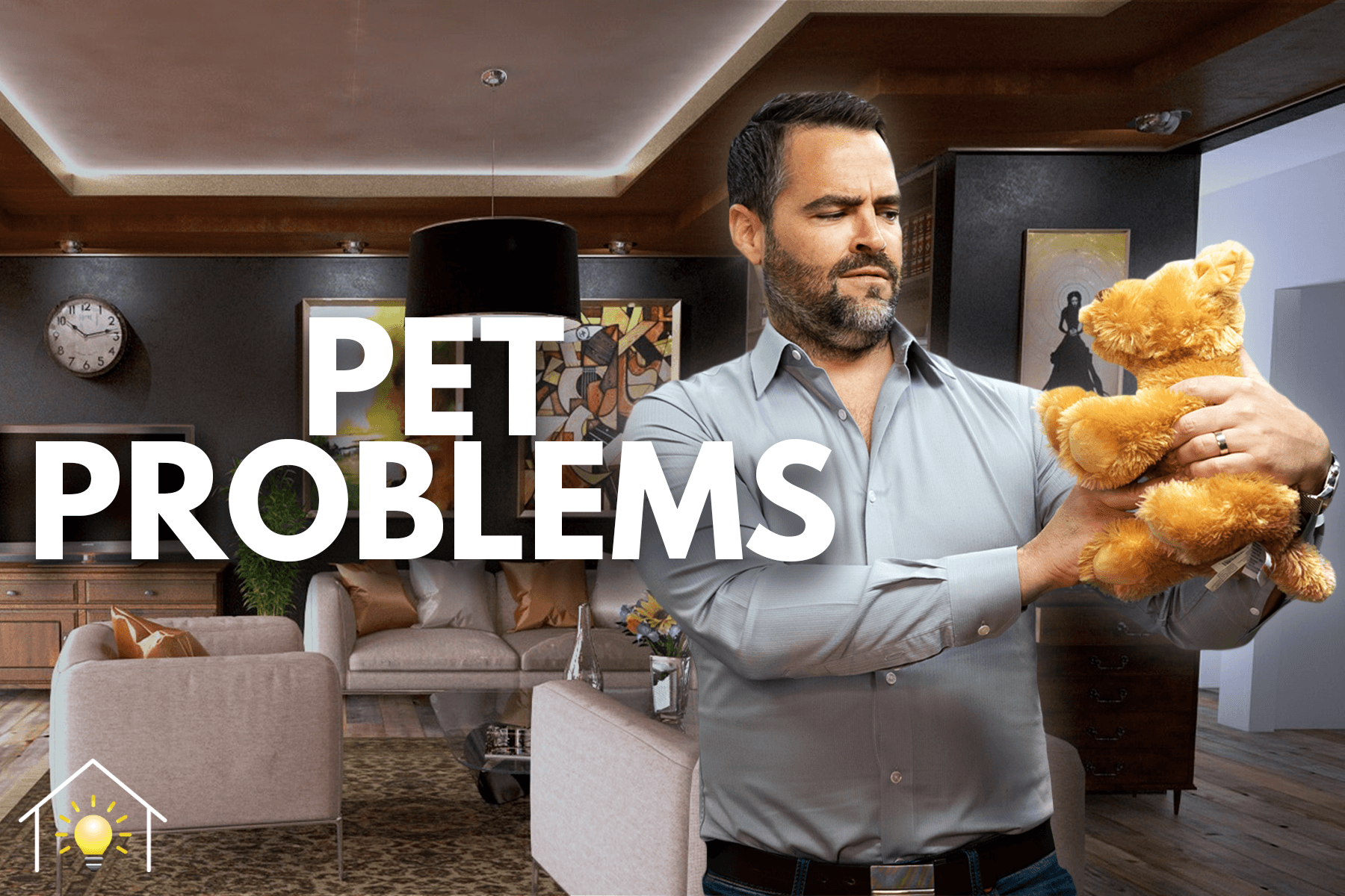 How To Sell a House With Pets