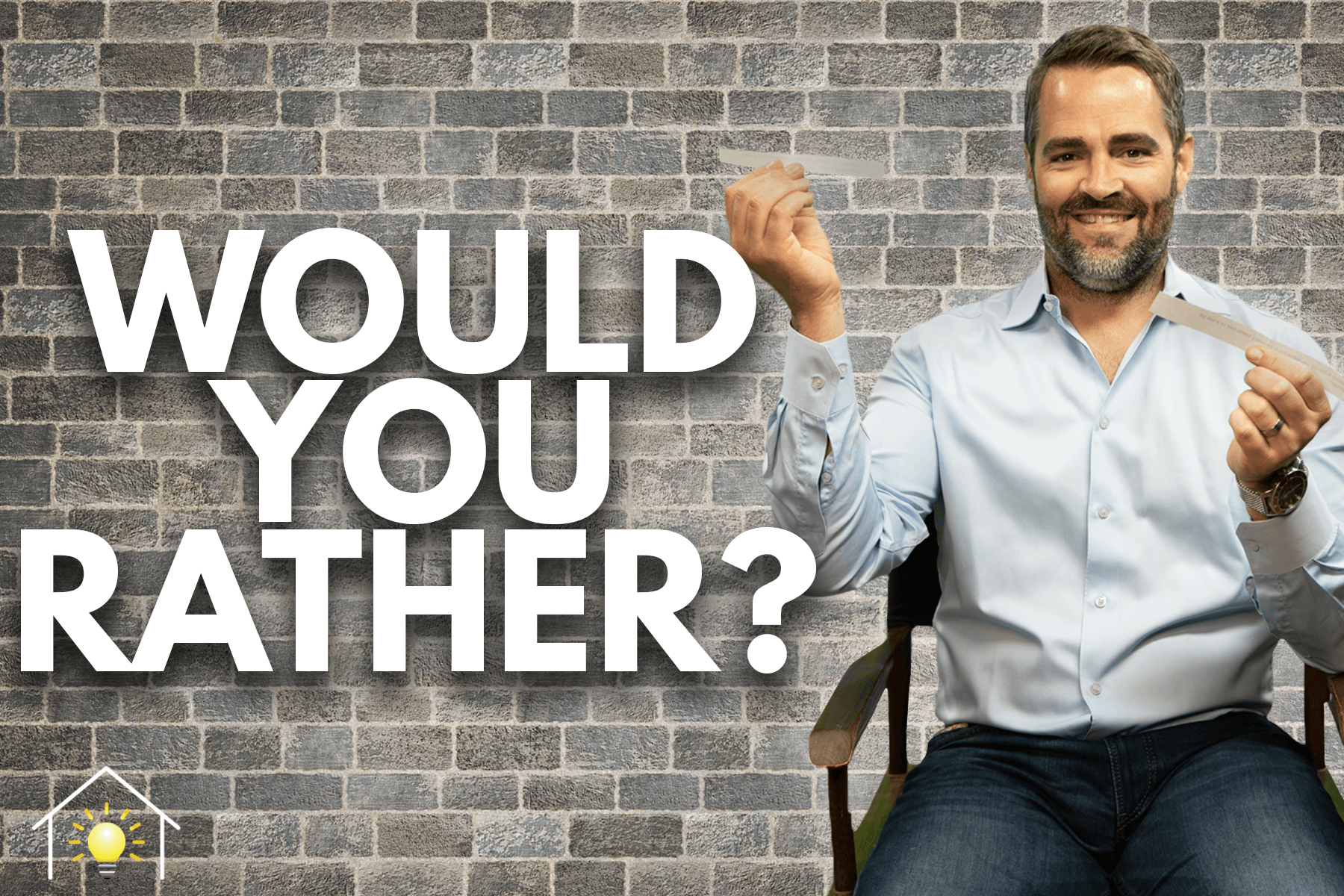 Would You Rather Buy a House With No Outlets or No Toilets?
